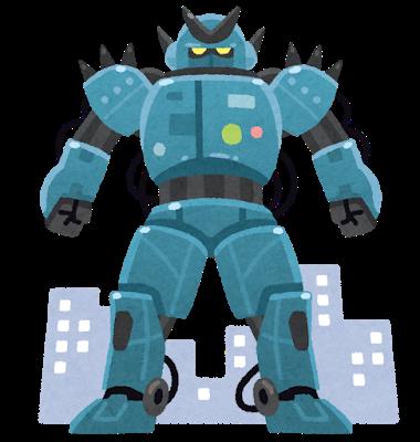 046_会社は超巨大ロボット